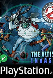 Extreme Ghostbusters: The Ultimate Invasion Poster