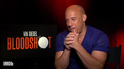 Vin Diesel on Why 'Bloodshot' is Like 'Spartacus'