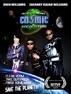 Websites to watch free movie Calvin and Freddie's Cosmic Encounters [HDR]