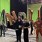 Andy Muschietti and Barbara Muschietti in The Flash (2022)