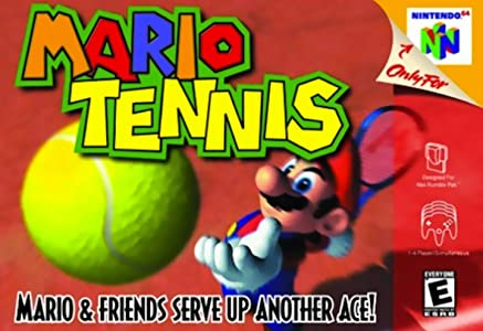 Sites to download new movies Mario Tennis [320x240]