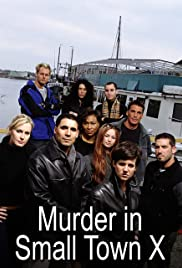 Murder in Small Town X Poster