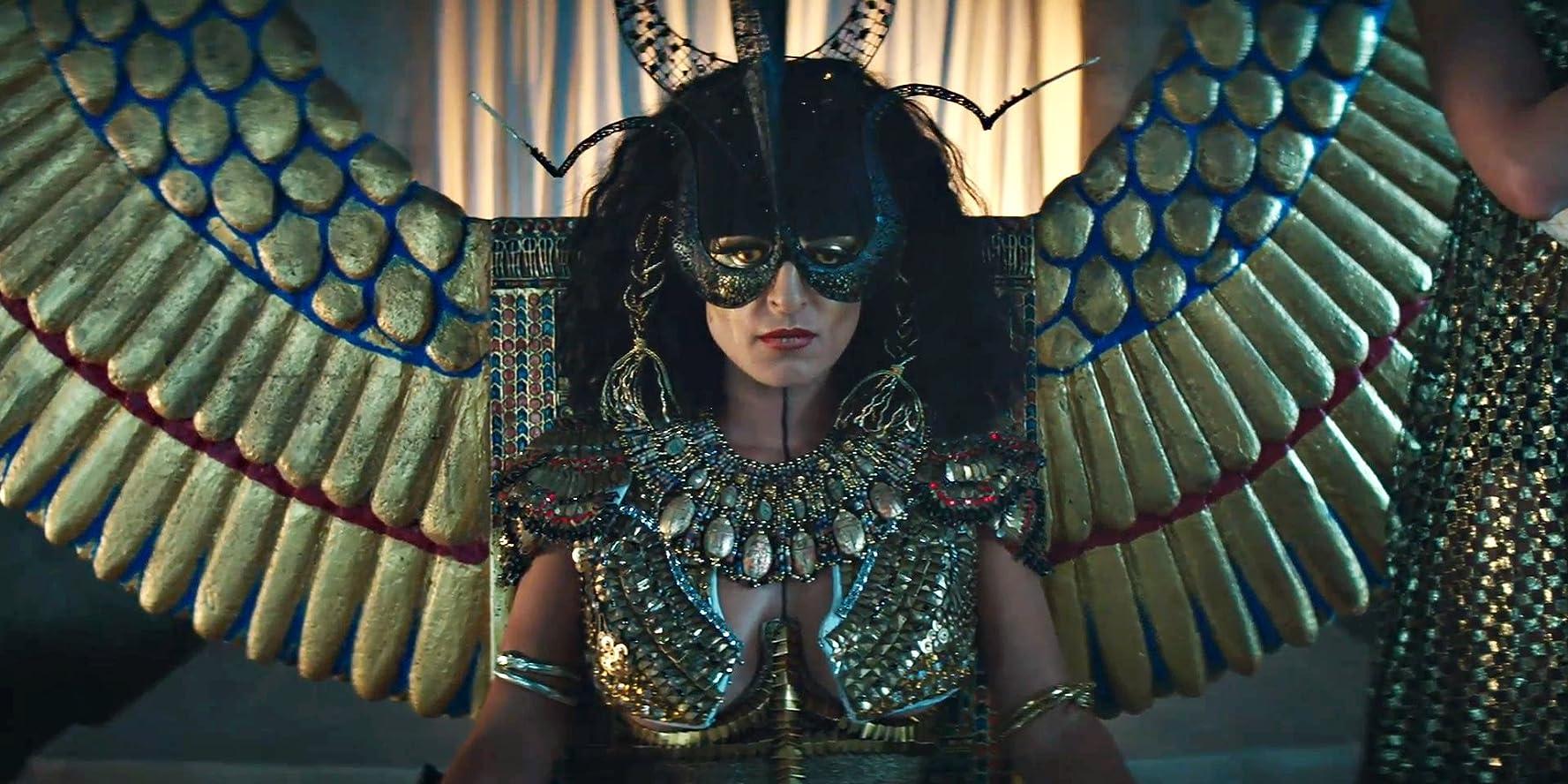Victoria Ortiz in Stargate Origins (2018)