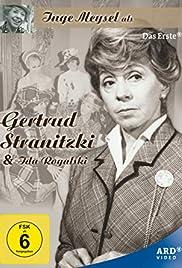 Gertrud Stranitzki Poster