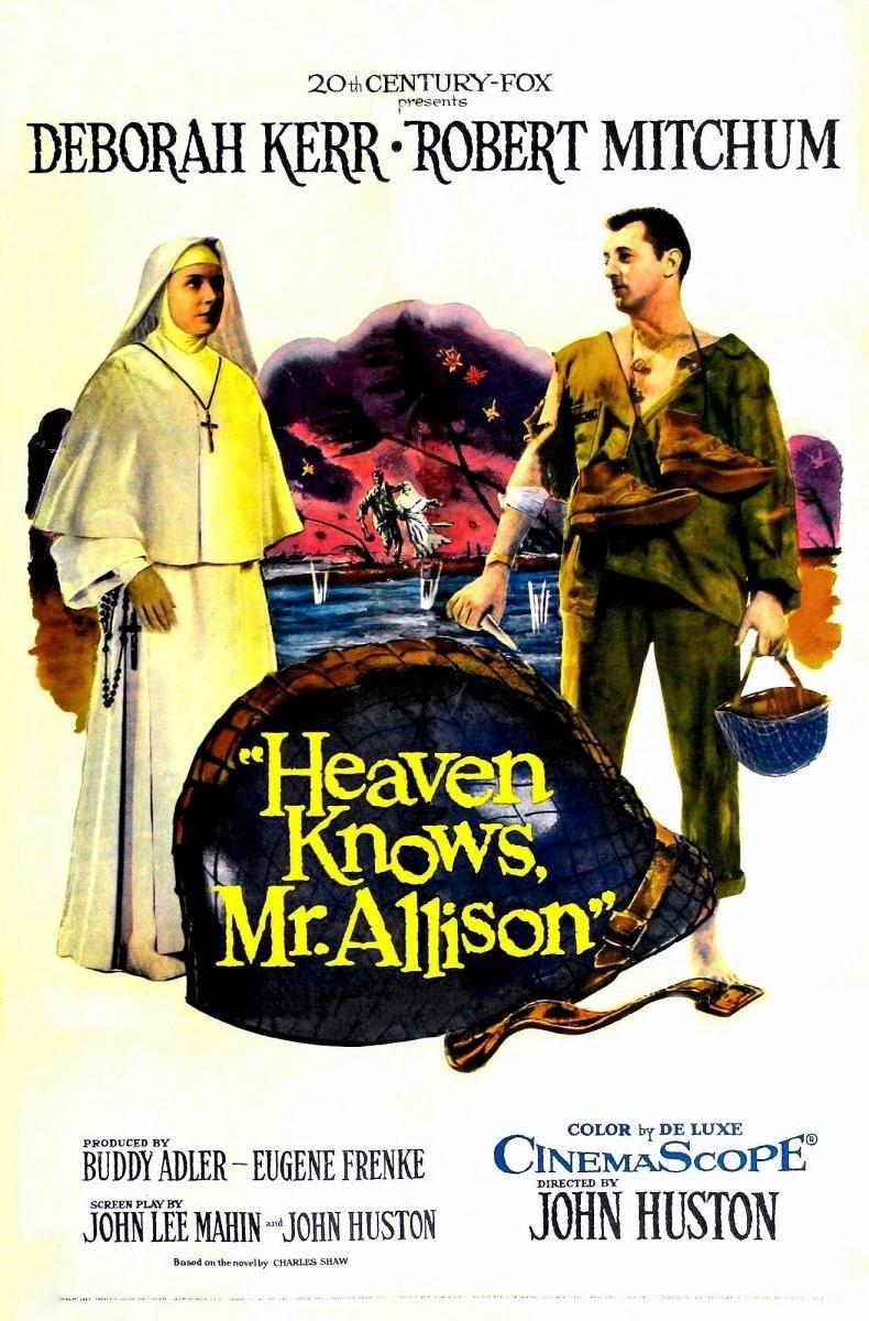 Heaven Knows, Mr. Allison (1957) - IMDb