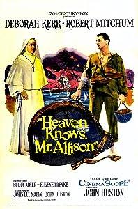 Movie no download Heaven Knows, Mr. Allison [x265]