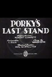 Porky's Last Stand Poster