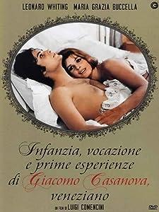 Most downloaded movie torrents Infanzia, vocazione e prime esperienze di Giacomo Casanova, veneziano Italy [HD]