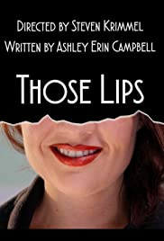 Those Lips Poster