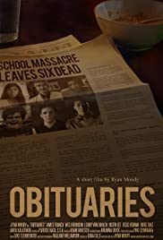 Obituaries Poster