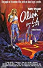 Alien from L.A. (1988) Poster