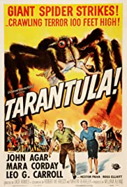Tarantula (1955) Poster - Movie Forum, Cast, Reviews