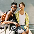 Alexandros Koutsoulis and Matthew James Morrison in Boy Meets Boy (2021)