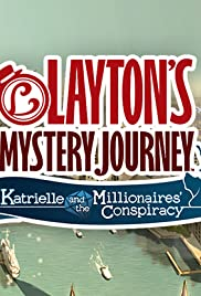 Layton's Mystery Journey: Katrielle and the Millionaires' Conspiracy Poster