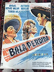 Movie downloads absolutely free Bala perdida Mexico [mpg]