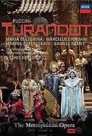 Puccini: Turandot Poster