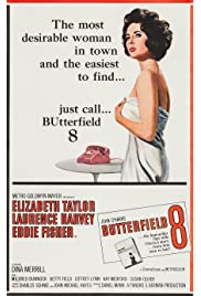 Download BUtterfield 8 (1960) Movie