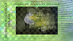 The Management of Technology