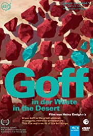 Goff in the Desert Poster