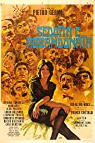 Seduced and Abandoned (1964) Poster