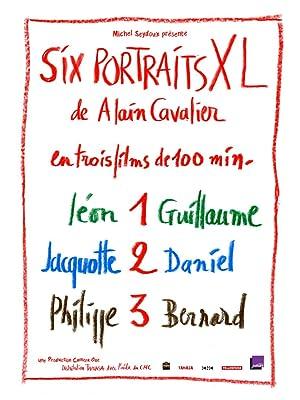 Six portraits XL 1: Léon et Guillaume