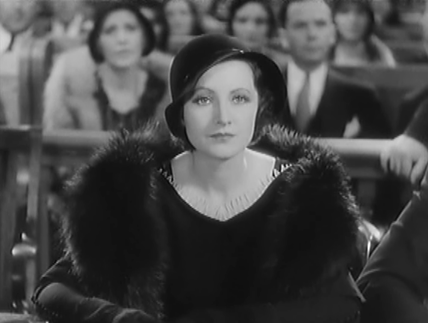 Jill Esmond in Ladies of the Jury (1932)