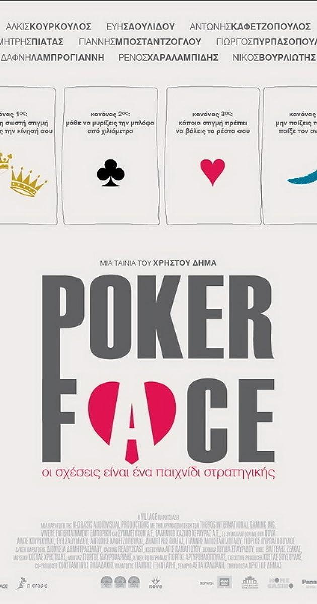 poker face names