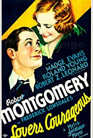 Lovers Courageous (1932) Poster - Movie Forum, Cast, Reviews