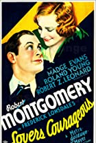 Lovers Courageous (1932) Poster