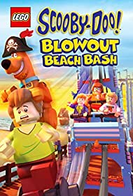 Matthew Lillard, Grey Griffin, Frank Welker, and Kate Micucci in Lego Scooby-Doo! Blowout Beach Bash (2017)