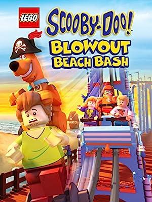 Lego Scooby Doo Lanetli Plaj
