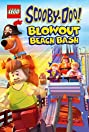 Lego Scooby-Doo! Blowout Beach Bash (2017) Poster