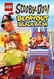 Lego Scooby-Doo! Blowout Beach Bash (2017) 720p