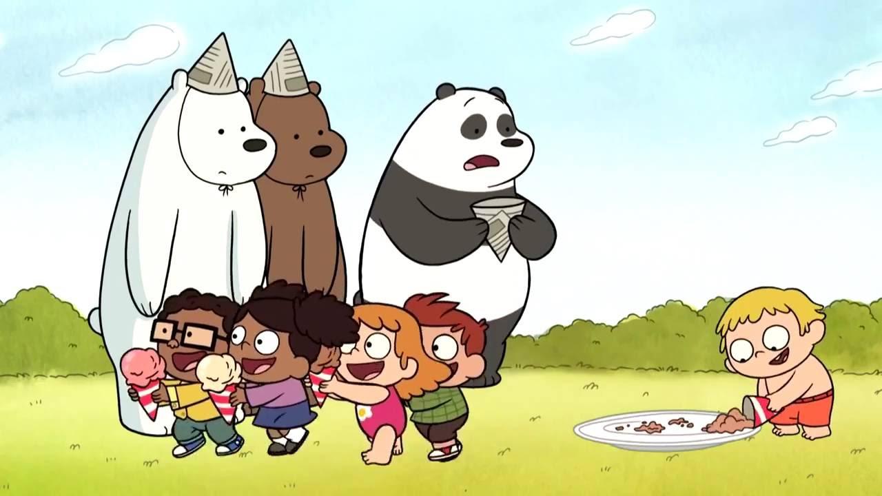 we bare bears 2014