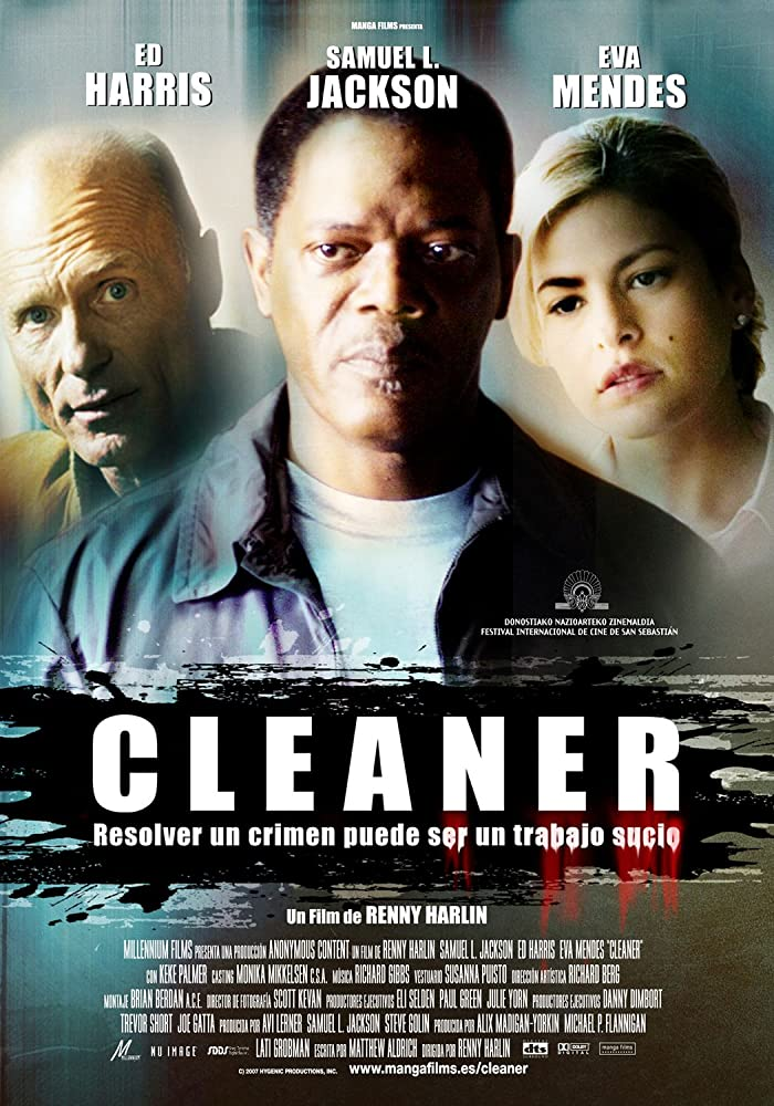 Image result for cleaner (2007)