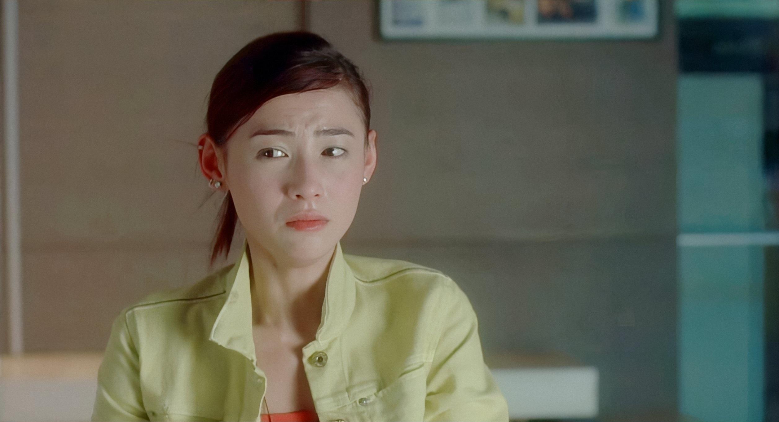 Cecilia Cheung in Chuet sai hiu B (2002)