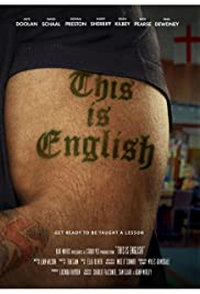 This Is English Poster