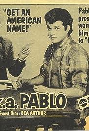 a.k.a. Pablo Poster