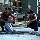 Marg Helgenberger, Matt Malloy, and William Petersen in CSI: Crime Scene Investigation (2000)