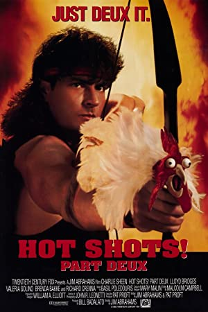 Where to stream Hot Shots! Part Deux