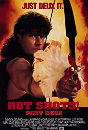 Hot Shots! Part Deux Poster