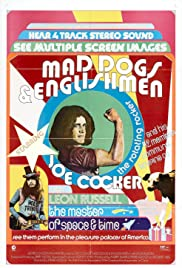 Joe Cocker: Mad Dogs & Englishmen Poster