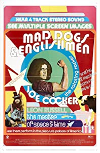 New movies no downloading Joe Cocker: Mad Dogs \u0026 Englishmen by Michael Wadleigh [HDR]