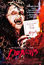 Primary image for Night of the Demons