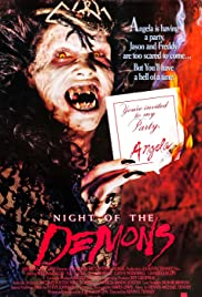 Night of the Demons (1988) 720p