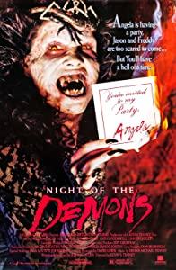 Watch full adult movie Night of the Demons USA [640x320]