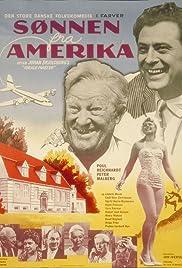 Sønnen fra Amerika Poster