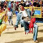 Preity Zinta and Shah Rukh Khan in Veer-Zaara (2004)