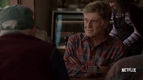 Fonda and Redford will star as Addie Moore and Louis Waters, a widow and widower who've lived next to each other for years. The pair have almost no relationship, but that all changes when Addie tries to make a connection with her neighbor.