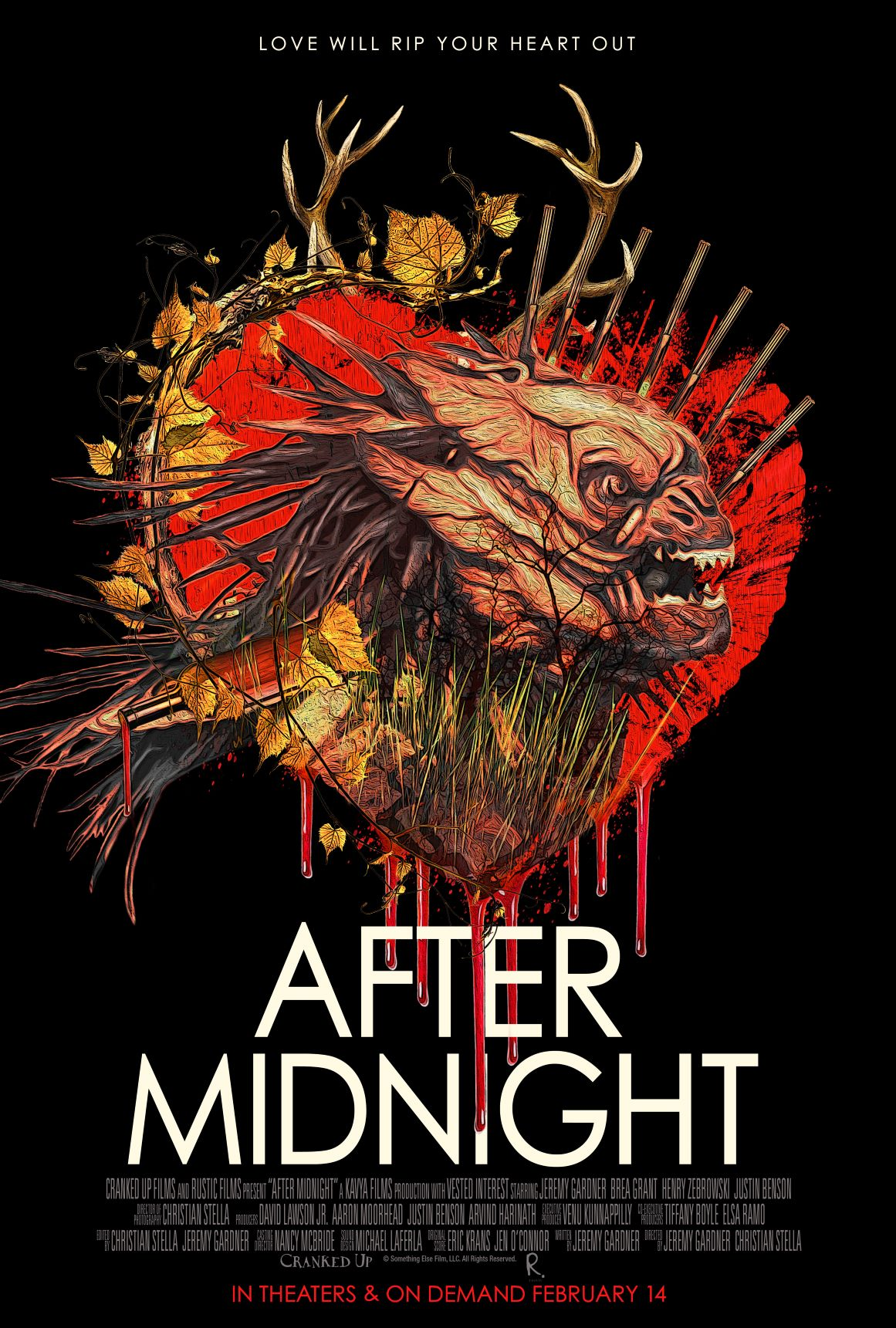 After Midnight (2019) - IMDb